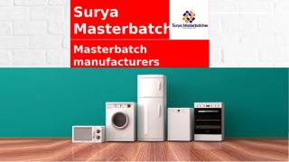 What You Should Know Before Hiring Masterbatch Manufacturers_.pptx