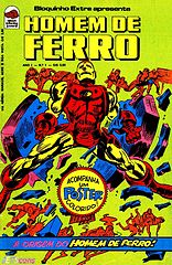 Bloquinho Extra Apresenta # 01 - Homem de Ferro.cbr