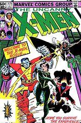 The Uncanny X-Men #171 (Jul. 1983) - Ruptura!.cbr