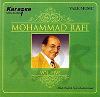 [xDR] Karaoke Classic Mohd. Rafi - 10 - Baar Bar Dekho.mp3