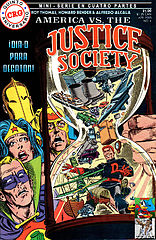 America Vs The Justice Society 04 por Tyroc & Howard.cbr