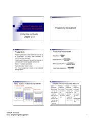 ienajah.com.Productivity and Quality Slides.pdf