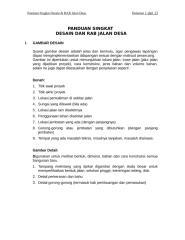 09 11-A Panduan DESAIN DAN RAB JALAN DESA.doc