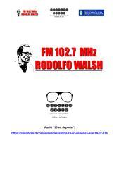 Fm Rodolfo Walsh - Puerto Tirol.docx