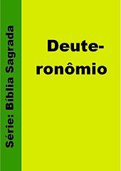 Biblia Sagrada - Deuteronomio.epub