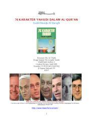 mustafa al maraghi - 76 karakter yahudi dalam quran.pdf