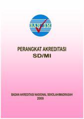 COVER PERANGKAT AKREDITASI SD.PDF