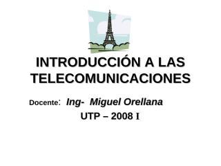 INTRODUCCIÓN A LAS TELECOMUNICACIONES.ppt