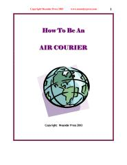HOW TO BE AIR COURIER.pdf
