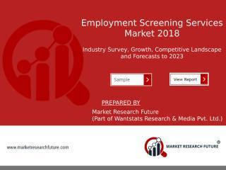 Employment Screening Services Market.pptx