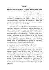 Capitulo 2 Raíces en La Frontera El encuentro y  aplicabilidad del Modelo psicoeducativo en Chile.doc