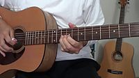 Guitar Tutorial- -Wonderful Tonight- by Eric Clapton Fingerstyle Guitar Solo Cover (w TABs).3gp